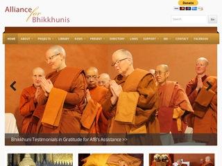 Alliance for Bhikkhunis