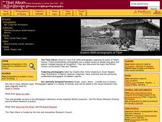 The Tibet Album - British Photography