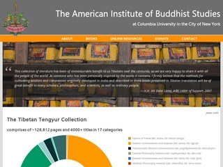 American Institute of Buddhist Studies