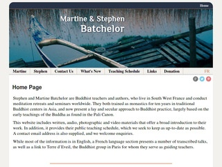 Batchelor Stephen