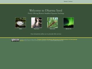 Dharma Seed